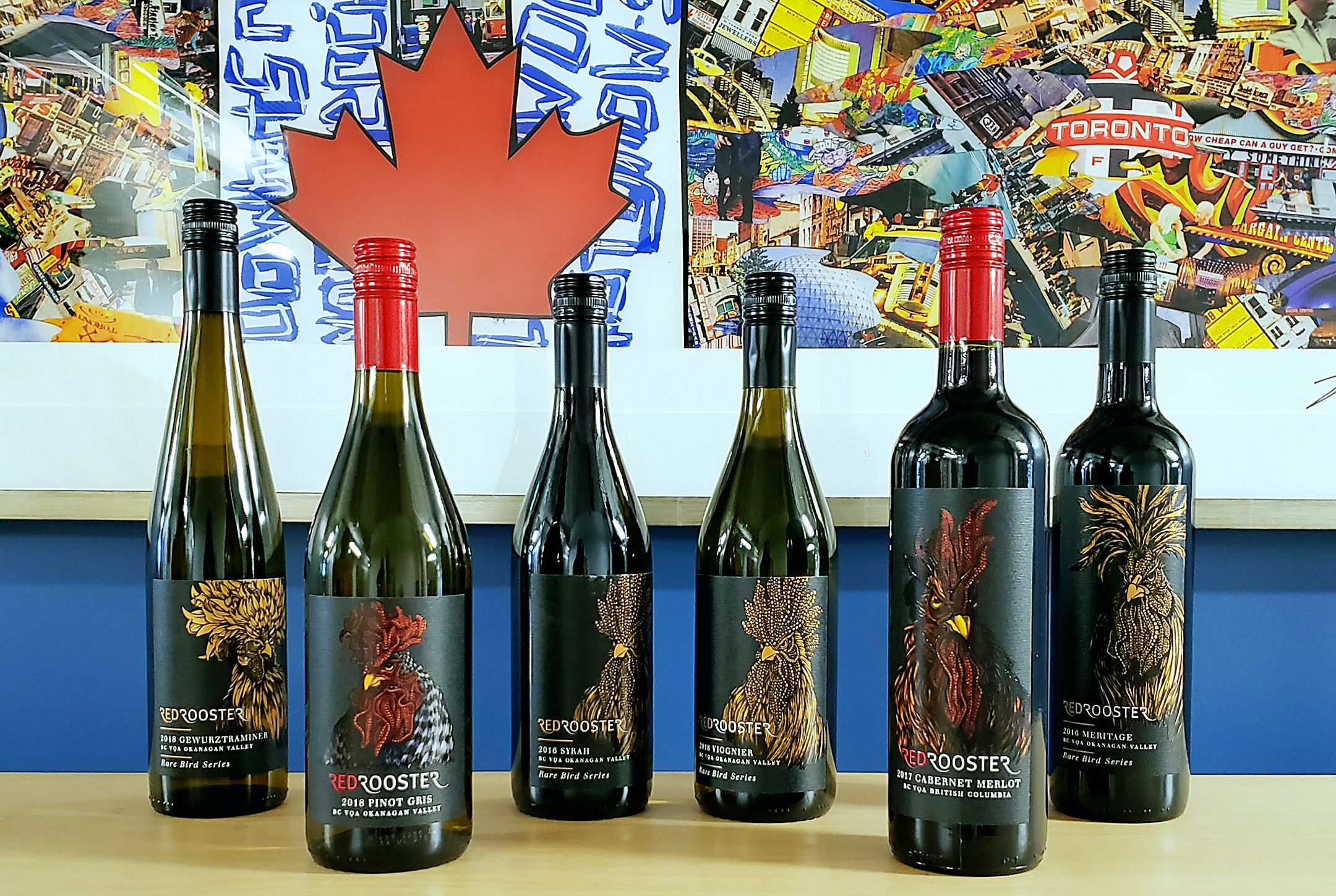 Red Rooster Winery - April 2020 Feature - WineClub.ca